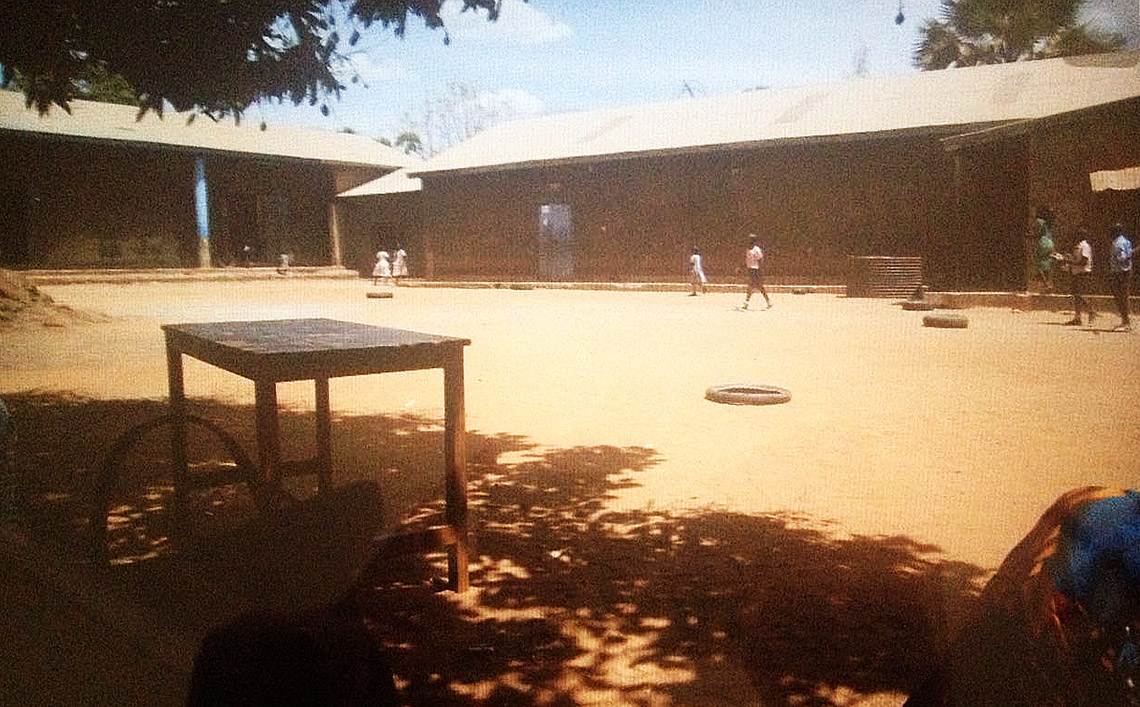 Kitgum school plein 1